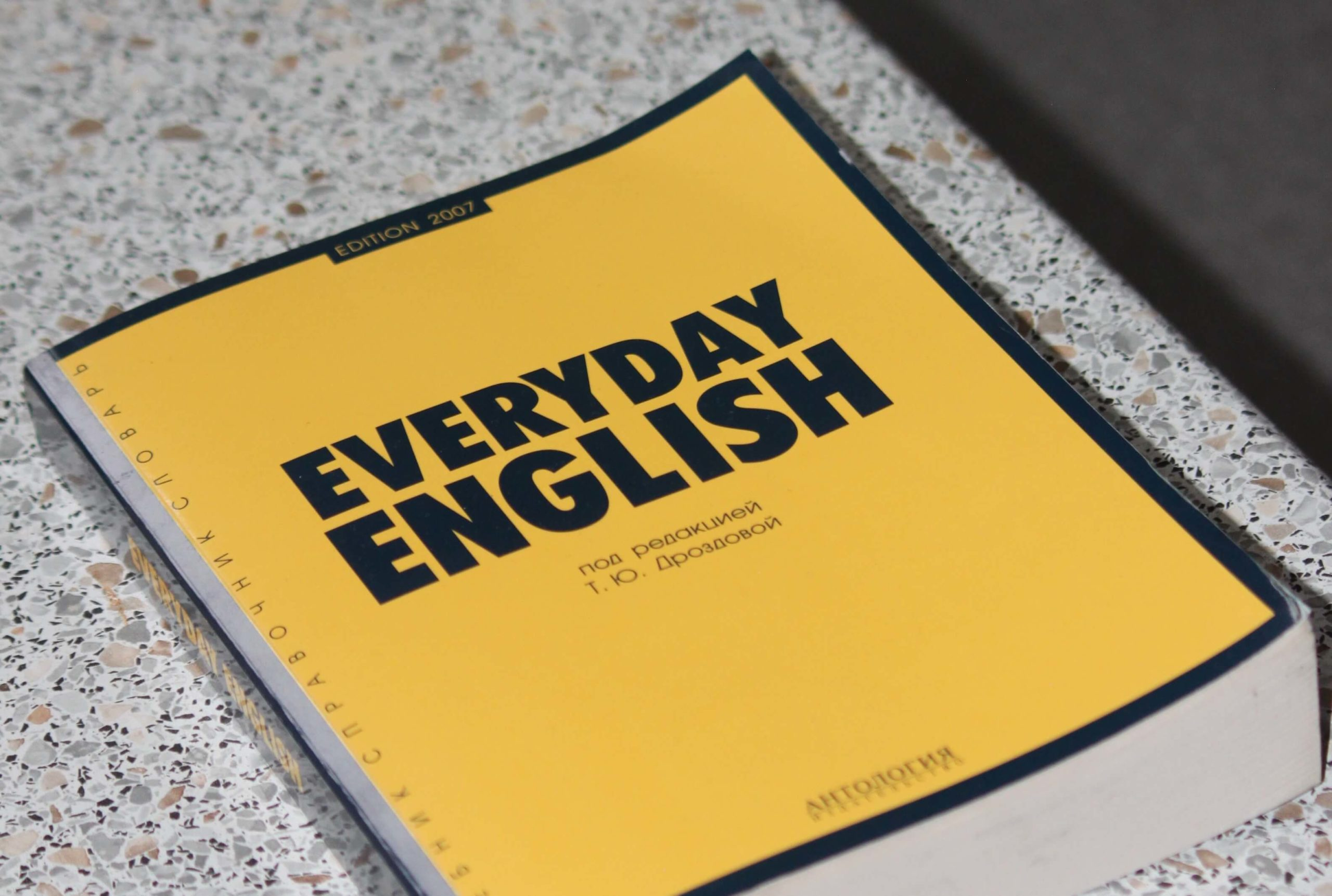 Cover of Book Everyday English